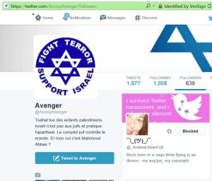 150403 Andrea Israel troll follow