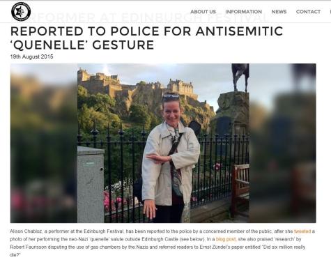 150819 Antisemitism