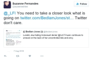 160808 suzanne bedlam troll of the week